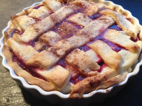 Mon american pie aux prunes - It's Her Mess