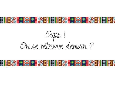 Oups ! 4
