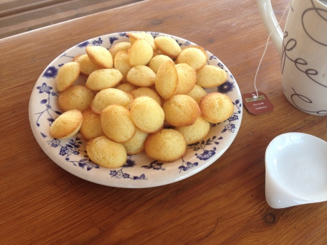 Petites madelaines au citron - It's Her Mess (2)