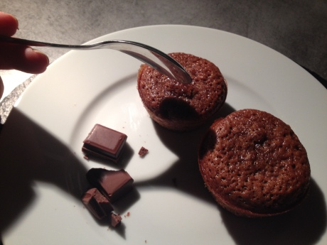 Les fondant au lindt - It's Her Mess