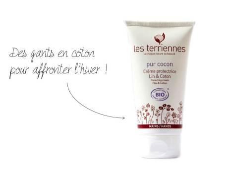 Crème main Les Terriènes - Du coton pour cet hiver !