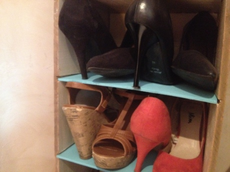 DIY - Placard à chaussures - It's Her Mess (3)