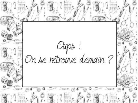 Oups 8 - It's Her Mess