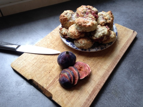 Scones aux figues - It's Her Mess (2)