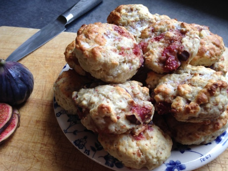 Scones aux figues - It's Her Mess (5)