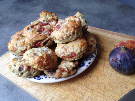 Scones aux figues - It's Her Mess (7)