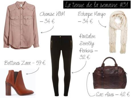La tenue de la semaine #31 - It's Her Mess (1)