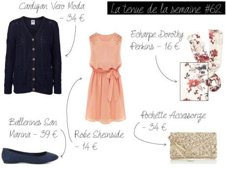 La tenue de la semaine #62 - It's Her Mess