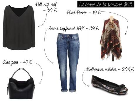 La tenue de la semainen #63 - It's Her Mess