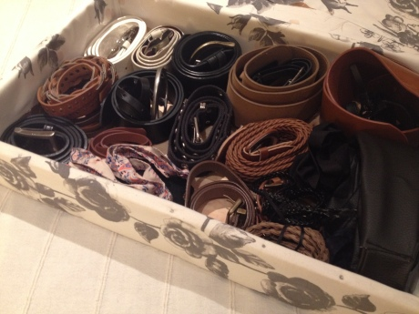 DIY - Boite à ceintures - It's Her Mess (4)