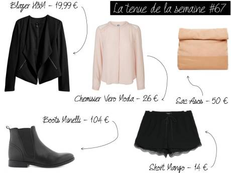 La tenue de la semaine #67 - It's Her Mess