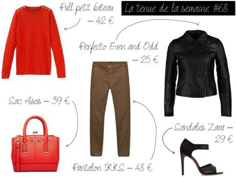 La tenue de la semaine #68 - It's Her Mess