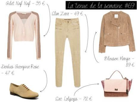 La tenue de la semaine #69 - It's Her Mess
