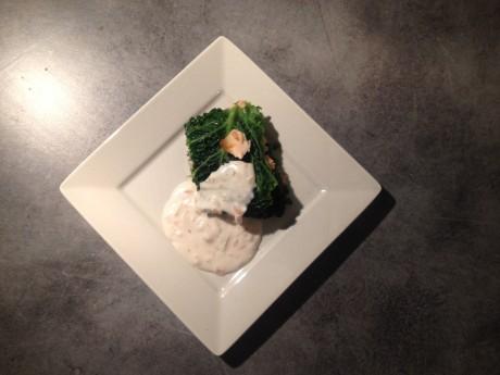 Mille feuilles saumon chou et sa petite sauce blanche - It's Her Mess (3)